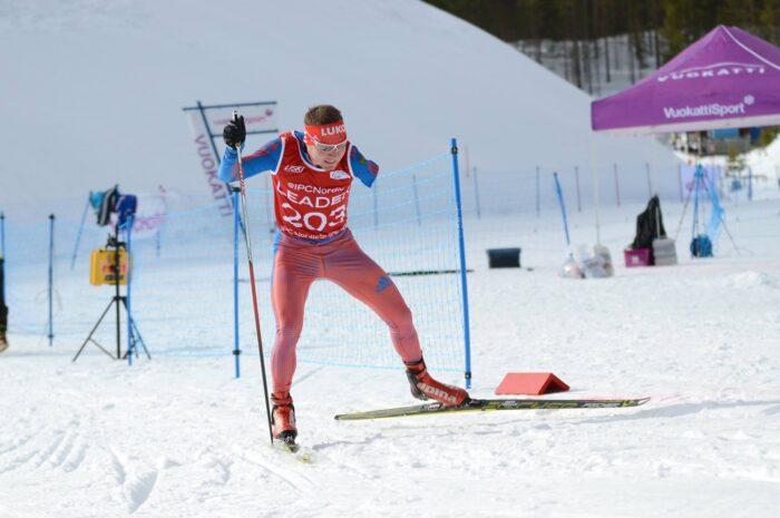 Паралимпийские виды спорта. Лыжные гонки и биатлон.