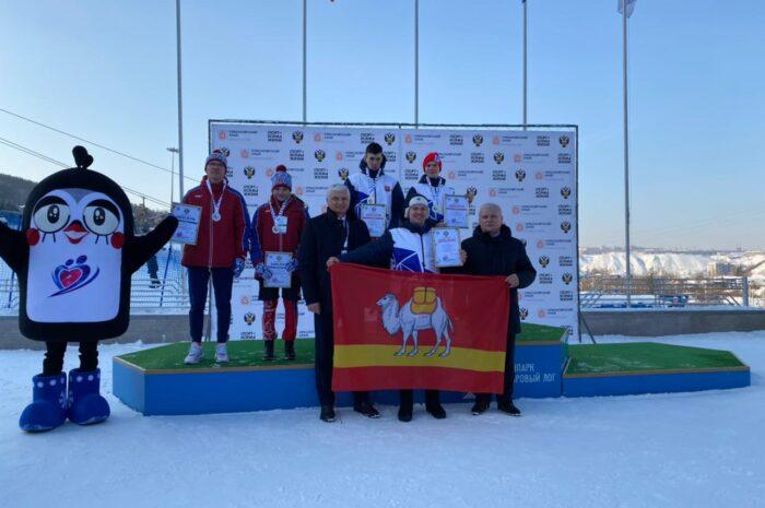 03 марта 2021 года, во второй день III Зимней Спартакиады инвалидов, которая проходит в городе Красноярске.