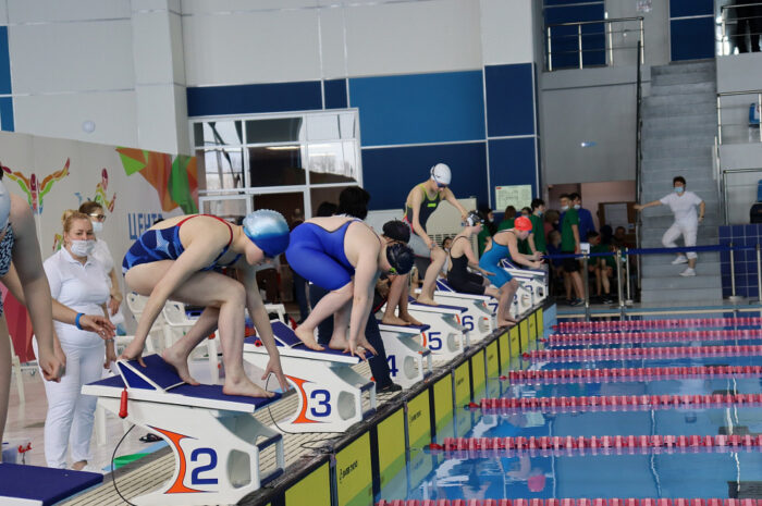 В Уфе продолжается Чемпионат России по плаванию среди лиц с поражением опорно-двигательного аппарата.