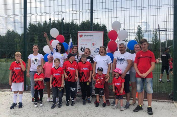 Сегодня прошло замечательное мероприятие в поддержку наших паралимпийцев в центре отдыха «Боярская станица».
