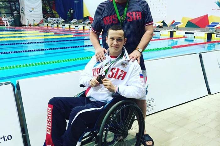 Дмитрий Черняев, заслуженный мастер спорта, участник Паралимпийских игр в Токио, путь спортсмена к Играм и график выступления, гордимся и ждем побед.
