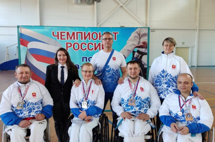 Итоги I-го чемпионата России по пара-каратэ!