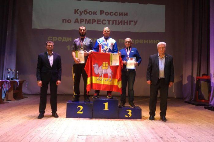 С 15 по 17 октября в городе Ярославль состоялся кубок России по армрестлингу (спорт слепых).