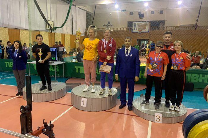 C  4 по 10 октября состоялся чемпионат России по пауэрлифтингу (спорт слепых). Жим лёжа.